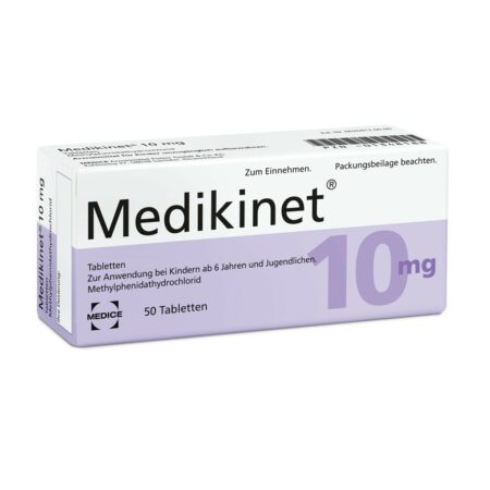 Medikinet 10 mg