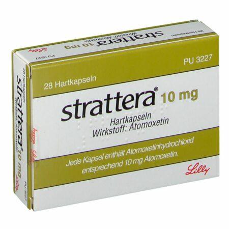 Strattera 10 mg 28