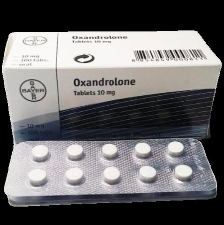 Oxandrolon Bayer